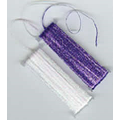YLI Ribbon Floss Per Metre - Metallic