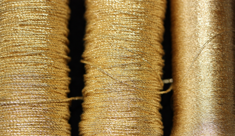 Goldwork Threads
