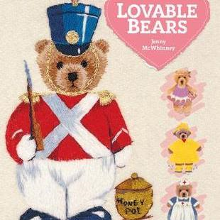 Lovable Bears By Jenny Mcwhinney