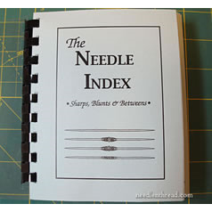 Needle Index Book
