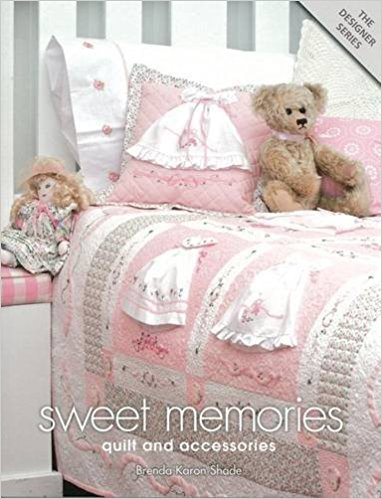 Sweet Memories Quilt And Accessories