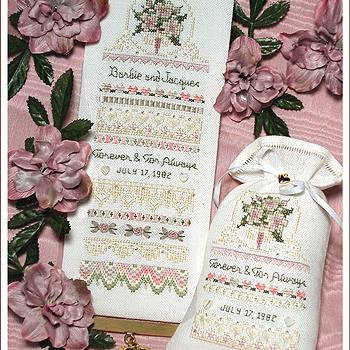 Forever and Always Sampler by Victoria Sampler
