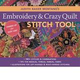 Embroidery And Crazy Quilt Stitch Tool By Judith Baker Montano