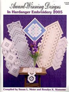 Award Winning Designs In Hardanger Embroidery 2005