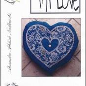 My Love by Alessandra Adelaide Needleworks