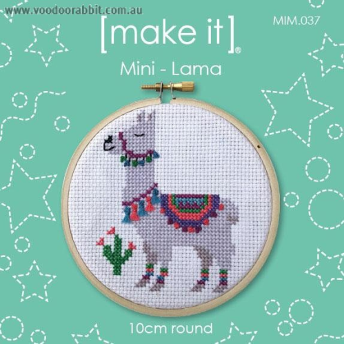 Make It Mini Llama Kit