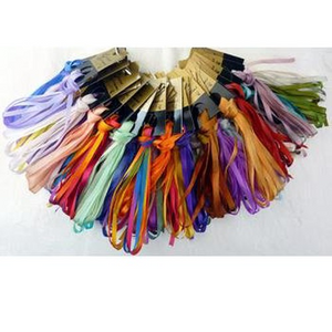 Colour Streams Silk Ribbon 4mm