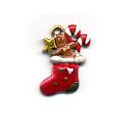 Susan Clarke Charm 1 Xmas Stocking