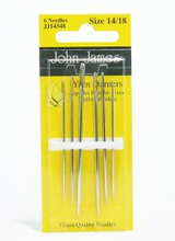 John James Yarn Darners Needles