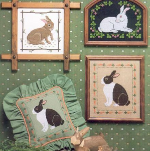 Rabbit Patch by The City Stitcher