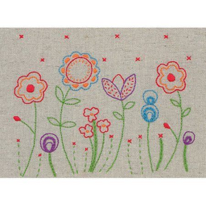 Fleur Free Style Embroidery Kit