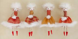 Petrushka Christmas Kit By Catherine Howell