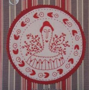 Sew Red by Wendy Brigg