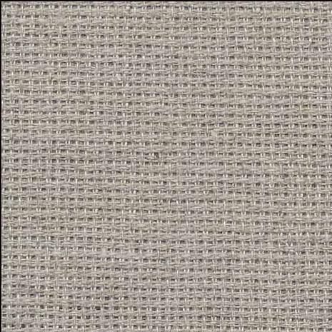 18CT Aida Zwiegart Per Metre Natural 180cm wide