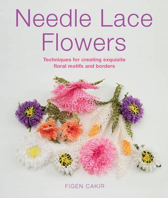 Needle Lace Flowers By Figen Cakir