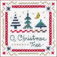 O' Christmas Tree by Victoria Sampler
