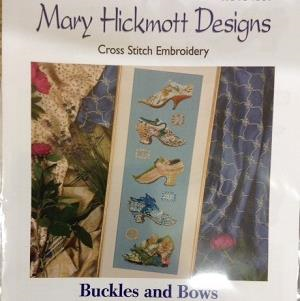 Buckles and Bows by Mary Hickmott Designs