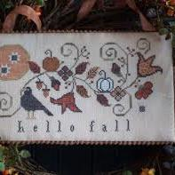 Hello Seasons Series by Plum Street Samplers