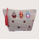 Matriochkas Purse Kits By Le Bonheur Des Dames