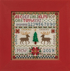 Holiday Sampler By Mill Hill