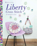 Liberty Cross Stitch To Sew By Helene Le Berre