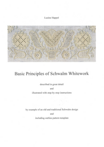 Basic Principles Of Schwalm Embroidery For The Left Hander By Luzine Happel