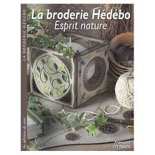 Le Broderie Hedebo By Francoise Fittante