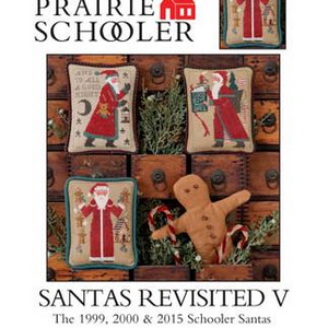 Santas Revisited V by The Prairie Schooler