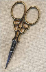 Bohin Scissors Arabesque 3.5""