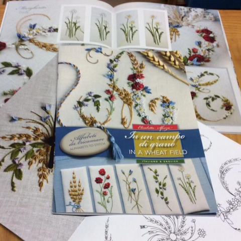 Traditional Surface Embroidery Books