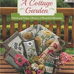 A Cottage Garden by Kathy Cardiff