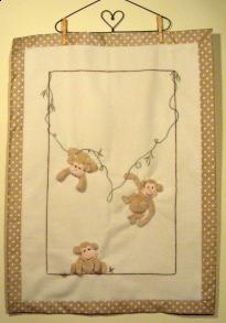 Monkeys Pattern Pack by Windflower Embroidery