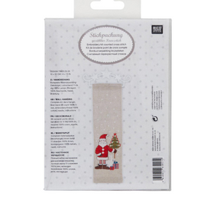 Christmas Santa Claus Hanger kit by Rico Design 79920