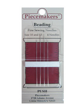 Piecemakers Beading Needles