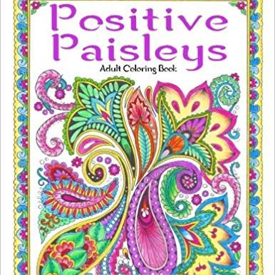 Positive Paisleys by Surabhi Kuthiala