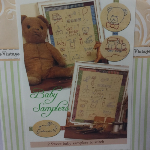 Baby Sampler by Willow Valley Store