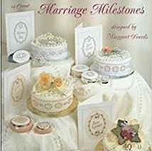Marriage Milestones designed by Margaret Deards