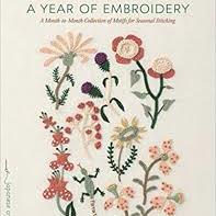 A Year of Embroidery by Yumiko Higuchi