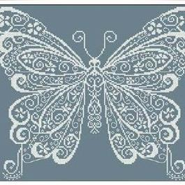 Butterfly by Alessandra Adelaide Needleworks