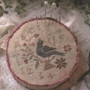 Brambleberry Bunting by With They Needle and Thread