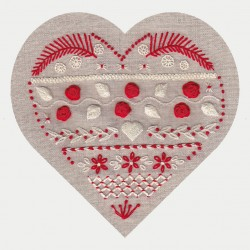 Small Hearts By Rouge Du Rhin - Rouge (red)