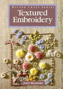Textured Embroidery By Jenny Bradford