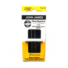 John James Tapestry Needles Platinum