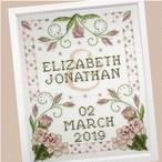 Lizzie Wedding Sampler by Faby Reilly Designs