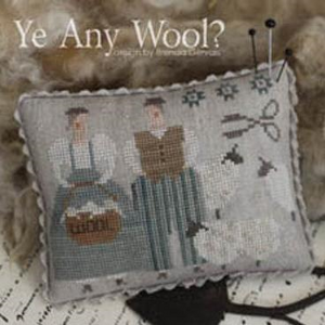 Have Ye Any Wool by Brenda Gervais
