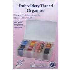 Embroidery Thread Organiser