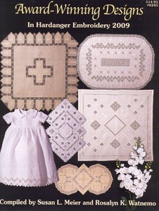 Award Winning Designs In Hardanger Embroidery 2009