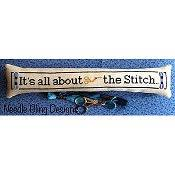 It's All About The Stitch By Needle Bling Designs