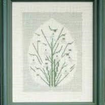Snowdrops by Edith Hansen - Kit from Danish Handcraft Guild - 30-5899