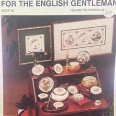 For the English Gentleman Book 13 by Helene Halverson Designs
